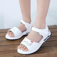 女童凉鞋公主鞋夏季学生儿童鞋软底中大童沙滩鞋