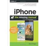 【预订】iPhone: The Missing Manual: The Book That Should Have B
