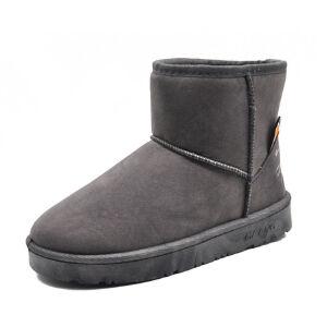 WARORWAR新品YM29-803kH冬季韩版平底舒适女士雪地靴
