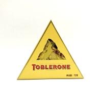 【当当海外购】瑞士进口 Toblerone 瑞士三角迷你牛奶巧克力72g*3盒