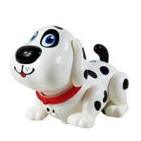高盛玩具狗电动智能感应笨笨狗会跳舞唱歌的儿童遥控机器小狗玩具抖音