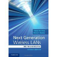 【预订】Next Generation Wireless LANs: 802.11n and 802.11ac