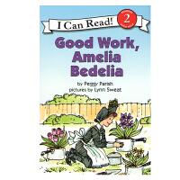 英文原版 Good Work, Amelia Bedelia [4-8岁]