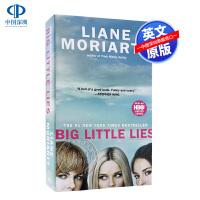 英文原版 大小谎言 Big Little Lies 电影版封面小说 HBO同名艾美奖美剧原著 电视剧封面 艾美奖五奖大赢