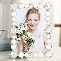 家居生活用品欧式相框摆台5寸6寸7寸10寸七寸相架客厅婚纱照相片框可加洗照片