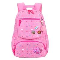 女童1-3-5年级公主双肩背包书包小学生儿童书包
