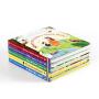 【盖世童书】你问我答英文原版绘本儿童宝宝英语启蒙Usborne科普翻翻纸板书读物系列5册