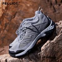 【年中大促】伯希和户外登山鞋 男女2019新款低帮防滑耐磨徒步鞋运动休闲鞋