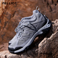 【5折再叠加店铺券】伯希和户外登山鞋男女新款低帮防滑耐磨徒步鞋运动休闲鞋