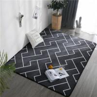 地毯卧室满铺可爱客厅茶几毯北欧ins风客厅房间家用床边地垫网红