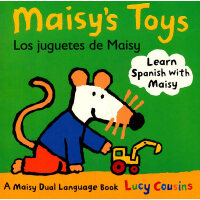 Maisy's Toys Los Juguetes de Maisy(Boardbook)小鼠波波的玩具(英语-西班牙