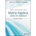 【预订】Matrix Algebra Useful for Statistics, Second Edition 97