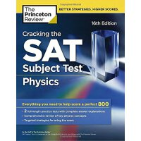 Cracking the SAT Subject Test in Physics, 16th Edition 破解SA