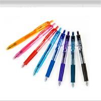 三菱UMN-138按动中性笔0.38mm UMN138彩色水笔