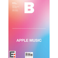 G054B-Magazine(Korea) -共10期 2017年03期 NO.55(苹果音乐)