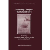 【预订】Modeling Complex Turbulent Flows 9789401059862