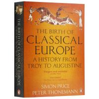 企鹅欧洲史1 古典欧洲的诞生 从特洛伊到奥古斯丁 英文原版 The Birth of Classical Europe
