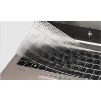 惠普HP EliteBook 745 G5 14寸笔记本电脑键盘保护贴膜按键防尘套 透明膜TPU