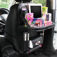 车座靠背上的挂钩多功能车载置物袋ipad平板电脑air2后排后座支架汽车座椅后背挂袋