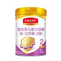 伊利 金领冠菁护(呵护)较大婴儿奶粉 2段 900g 1桶