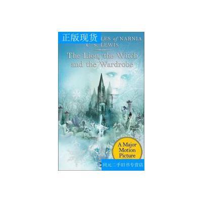 【二手旧书九成新】The Lion, the Witch and the Wardrobe /C. HarperCollins 【绝版书籍,注意售价与定价关系】