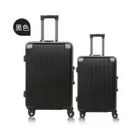 新款万向轮拉杆箱户外旅游大容量旅行箱包百搭潮流行李箱子20英寸防盗密码出国登机箱