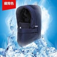 №【2019新款】甜美冬天带的帽子男护脸女士护脖开车女孩滑雪男士一体遮耳冒套装 可调节