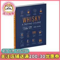 【�A�】威士忌品酒�n程 英文元原版 Whisky A Tasting Course 威士忌百科 威士忌�p味指南手��