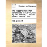 【预订】The Beggar Girl and Her Benefactors. in Five Volumes. b