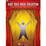 【预订】Kids' Solo Vocal Collection: 20 Songs: Musical Thea