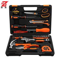 厚政 31件套家用组套工具维修五金电工工具套装 HZ61031A