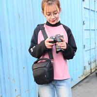 佳能相机包男女单反摄影包三角200d750d800d00d77d80d6D6d25d4