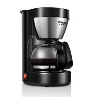 2018新款 咖啡�C 家用全自�用朗降温┦娇Х�剞k公室泡茶�C CM-326