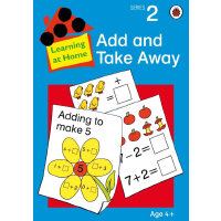 Learning at Home:Add and Take Away在家学:加减法ISBN9780721433523