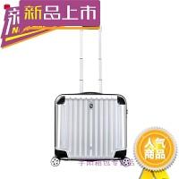 色龙商务拉杆箱男旅行箱女16寸行李箱万向轮14寸电脑隔层 16寸