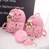 儿童双肩包女童可爱公主包包时尚旅游背包潮韩版幼儿园小书包女孩