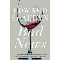 英文原版 梅尔罗斯2 卷福新作原著 Bad News (The Patrick Melrose Novels) 本尼迪