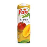 【中粮海外直采】Fan纯果芬芒果汁饮料1L(塞浦路斯进口 盒)