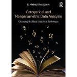【预订】Categorical and Nonparametric Data Analysis: Choosing t