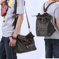 男士 韩版帆布包 手提包单肩包 斜挎包多功能休闲包男包包旅行包