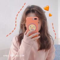 韩风笑脸软壳8plus苹果x手机壳XS Max/XR/iPhoneX/7p/6女iphone6s