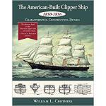 【预订】The American-Built Clipper Ship, 1850-1856: Characteris