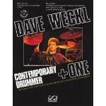 【预订】Dave Weckl -- Contemporary Drummer + One: Book, CD, & C