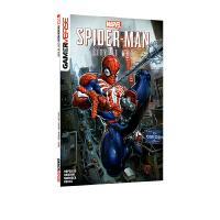 漫威漫画英文原版 Marvel's Spider-Man: City At War 蜘蛛侠 城市之战 漫威书漫画 进口正