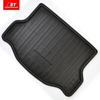 新rav4后备箱垫 专用于丰田2015款rav4尾箱垫 2016款rav4荣放改装 黑色款