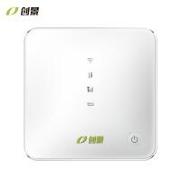 创景 AW930D 双模联通3G 电信3G路由器  无线路由器 直插SIM卡 移动电源随身WIFI