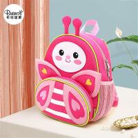 儿童书包幼儿园书包防走失背包1-3-6岁女童韩版可爱潮儿童双肩包