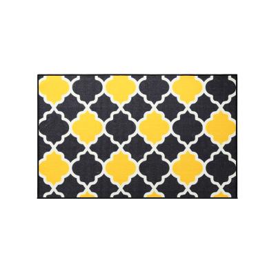 长条厨房垫家用门口防油脚垫吸水防滑耐脏垫子进门口地垫定制地毯  +【两件套】 防油污 易打理 可定制