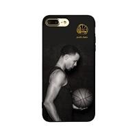 勇士队库里/杜兰特iPhone 6s手机壳6苹果7plus挂绳硅胶5s篮球 iPhone 6p