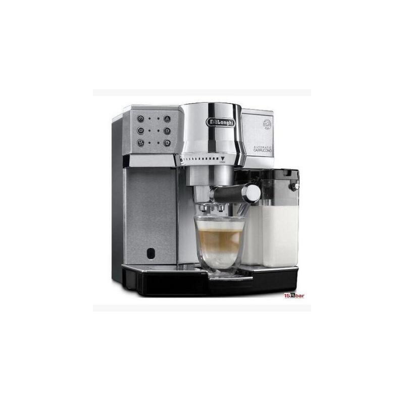 意大利德龙(DeLonghi) EC850.M 全自动易理包咖啡机 专业级的CREMA二合一过滤手柄